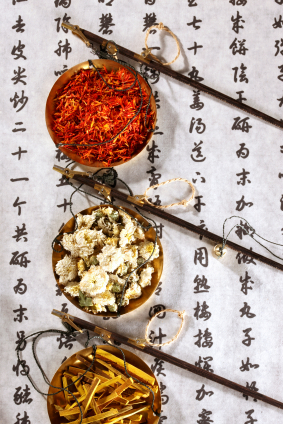 Chinese herbal medicine and weight scale,still life из chinaview, Роялти-фри стоковое фото #22324443 на Fotolia.ru